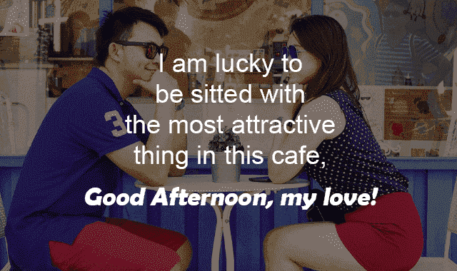 love good afternoon