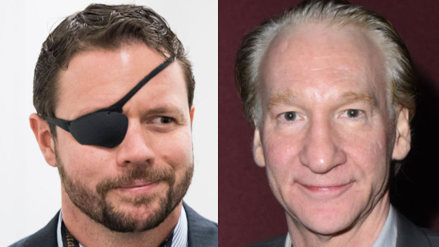 Dan Crenshaw just mopped the floor with Bill Maher using nothing but facts – no audience to save him