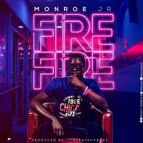 MUSIC: Monroe Jr.  - Fire  (Mix. Strategy)