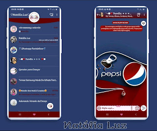 Pepsi Theme For YOWhatsApp & Fouad WhatsApp By Natalia Luz