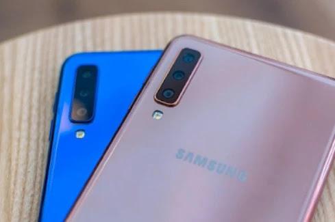 Spesifikasi, Harga dan Review Samsung Galaxy A7 - dengan Fitur 3 Kamera
