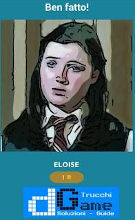 Soluzione Quiz Harry Potter livello 54