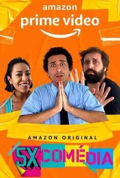 5x Comédia 1ª Temporada Torrent - WEB-DL 1080p Nacional