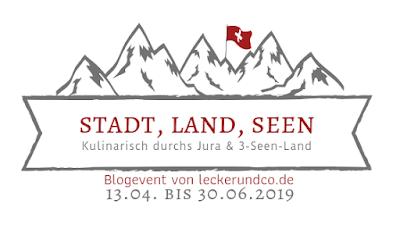 Stadt, Land, Seen   Kulinarisch durchs Jura & 3-Seen-Land