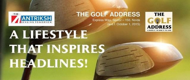 The Golf Address