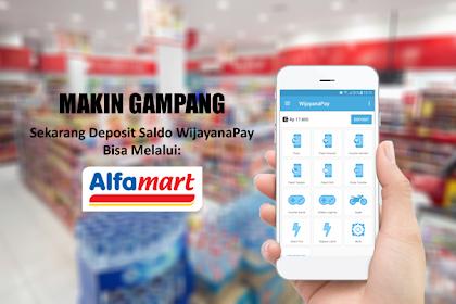 Cara Isi Saldo WijayanaPay Via Alfamart