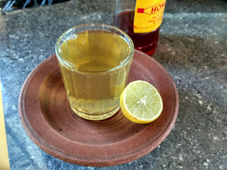 Lemon with Honey Juice
