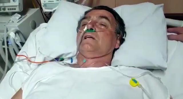 Urgente! Jair Bolsonaro passa por cirurgia de emergência