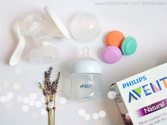 Philips Avent Breast Pump Manual Pack Box