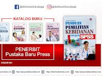 Buku Terbaru Terbitan Penerbit Pustaka Baru Seri Ilmu Kebidanan