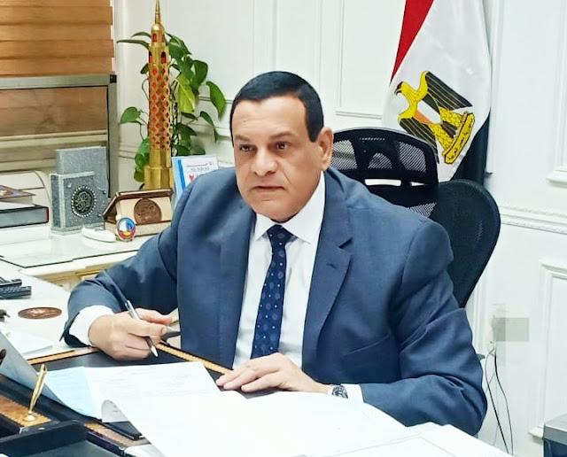 آمنة يتابع الموقف التنفيذي لقانون التصالح على مخالفات البناء بنطاق المحافظة
