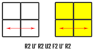 Rumus PBL Ortega 2x2x2 - lima belas