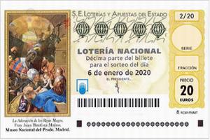 Loteria de el Niño de España