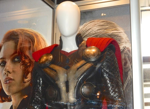 Avengers Age of Ultron Thor costume