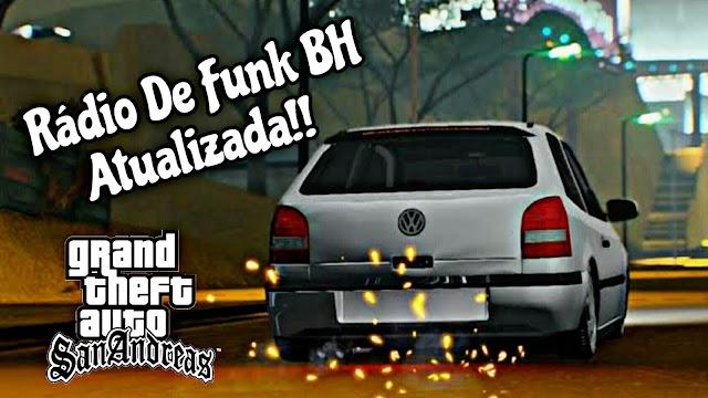 NOVA RÁDIO DE FUNK MINEIRO V2