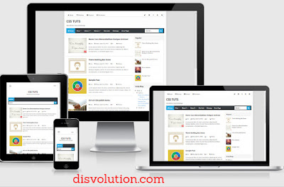Template Terbaru 2017 New Minima Colored Redesign Blogger Seo Responsive Download Gratis