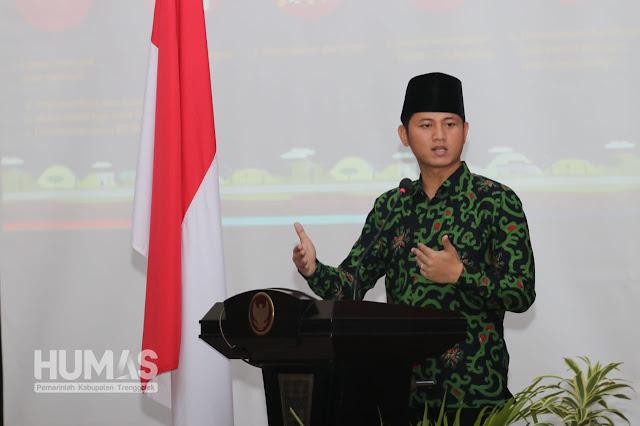 Cak Ipin Himbau Pentingnya Menjaga Lingkungan Pada Musyawarah Rencana Pembangunan