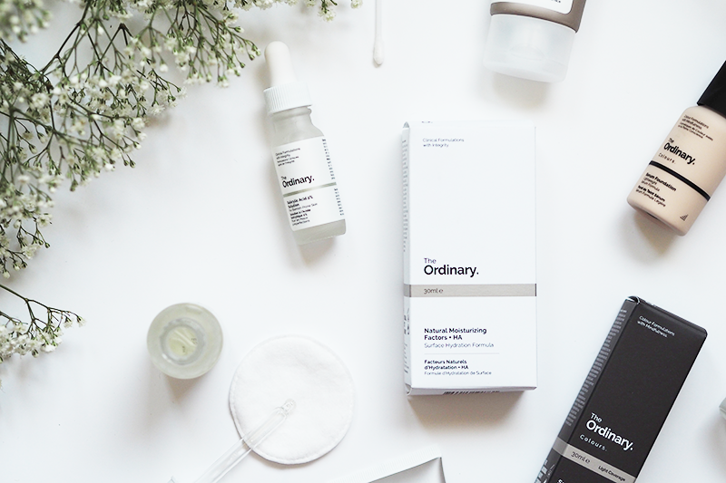 The Ordinary Deciem Brand Focus Review Skincare Make Up | Colours and Carousels - Scottish Lifestyle, Beauty and Fashion blog
