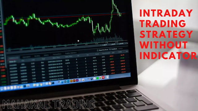 Intraday Trading Strategy without Indicator