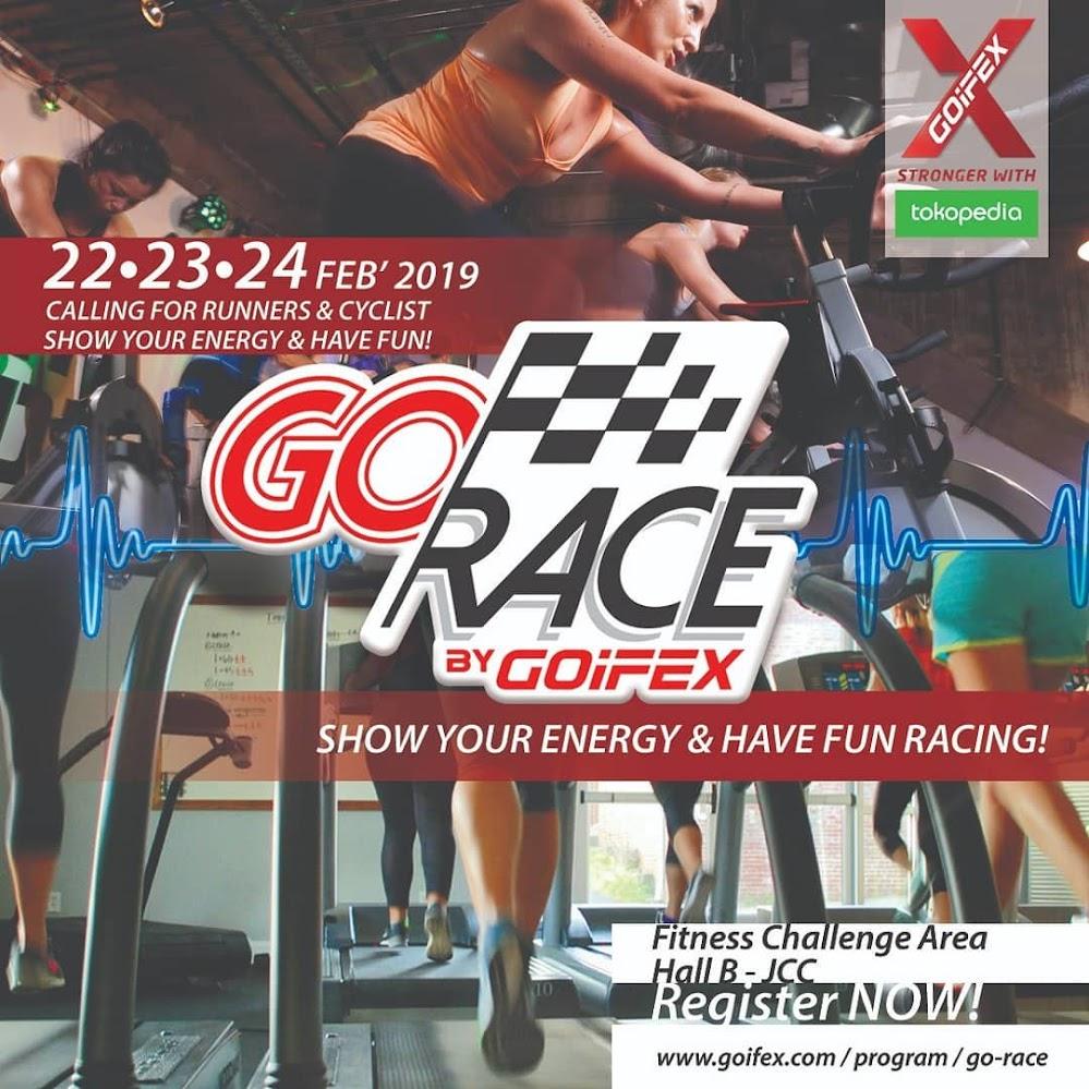 GOiFEX Go Race • 2019