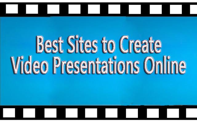 5 website Terbaik untuk Membuat Presentasi Video Online