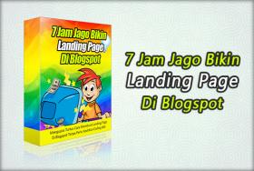 7 Jam Jago Bikin Landing Page
