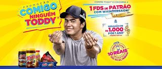 Promoção Toddy 2018