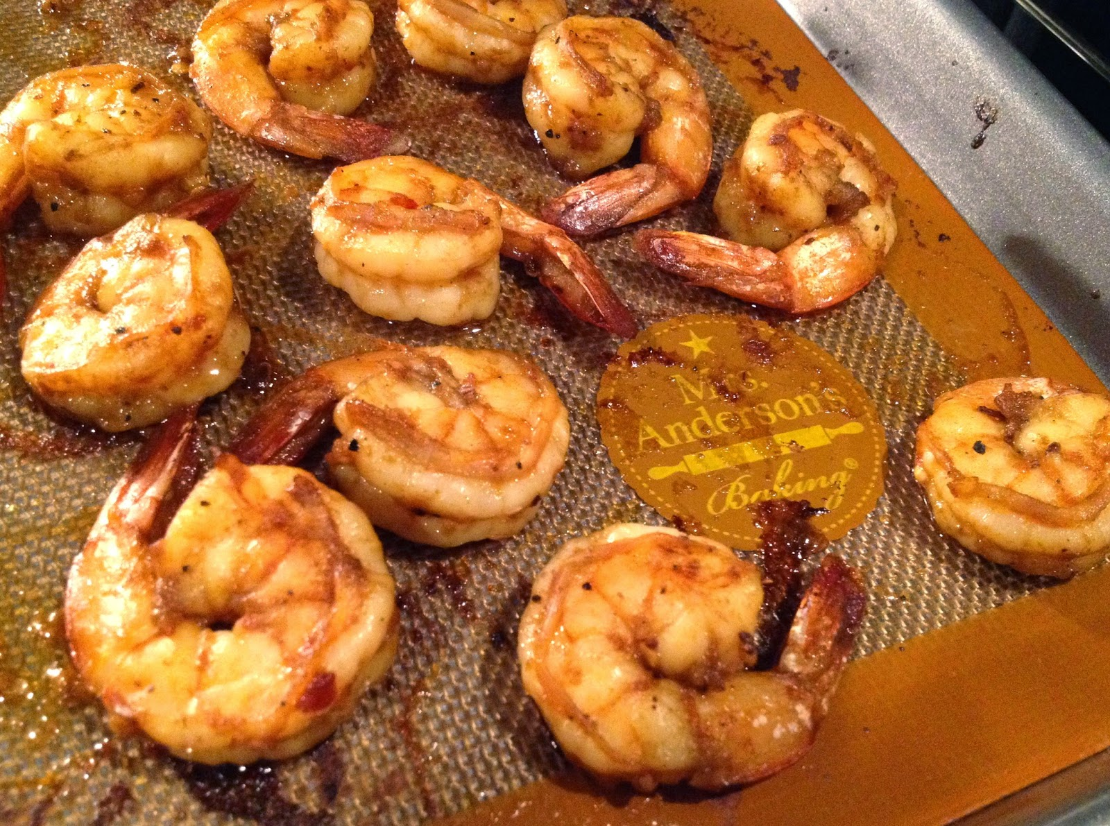 37 Cooks Roasted Spicy Asian Shrimp