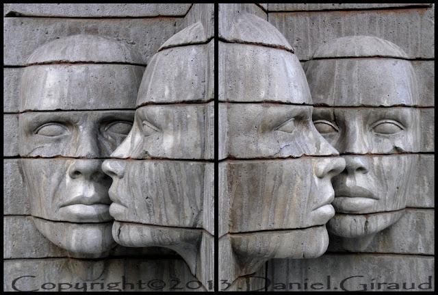 sculpture mémoire souvenir