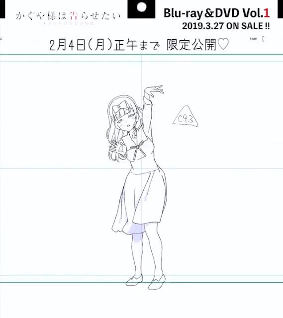 anime Kaguya-sama: Love is War