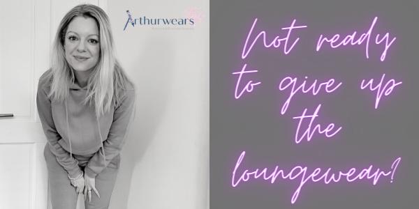 femme luxe co-ordinates loungewear