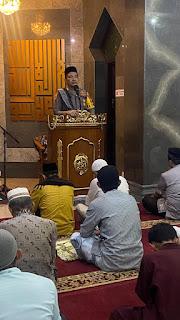 Malam 22 Ramadhan, Kapolres AKBP Kadarislam Imbau Prokes dan Jangan Mudik