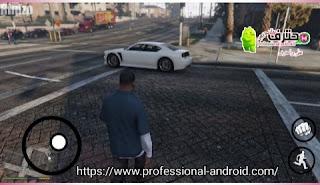 تحميل لعبة GTA V للاندرويد الاصلية من ميديا فاير