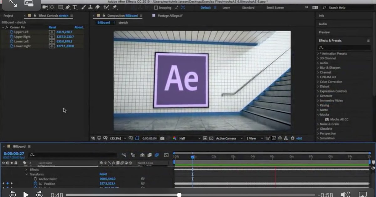 after effects cc 2018 تحميل