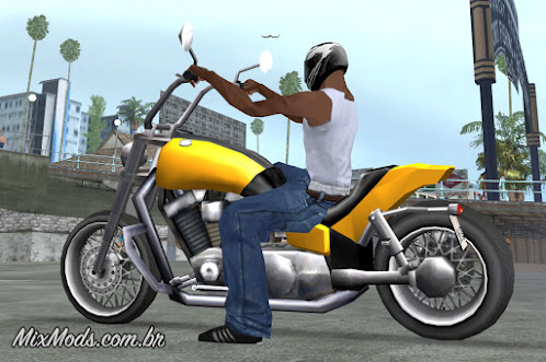 gta sa mod freeway bike vehfuncs extras sa style
