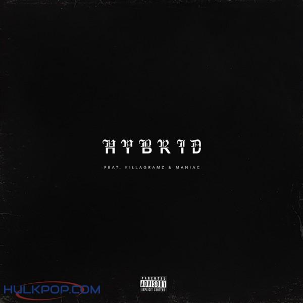 Sikboy – Hybrid (feat. KillaGramz & Maniac) – Single