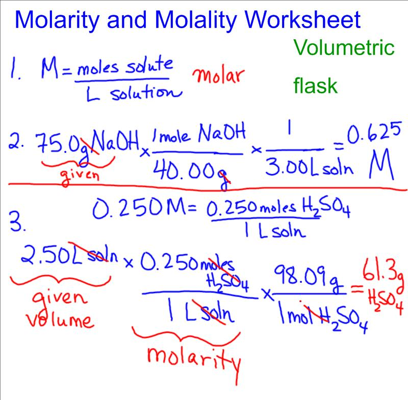 Chemistry unit 1 worksheet 6 dimensional analysis answers all ...