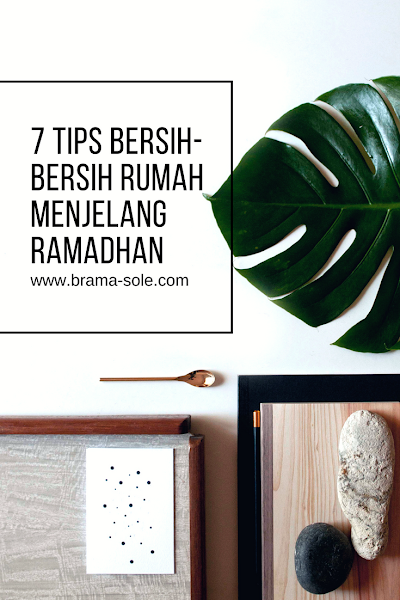 Tips Membersihkan Rumah Menjelang Ramadan