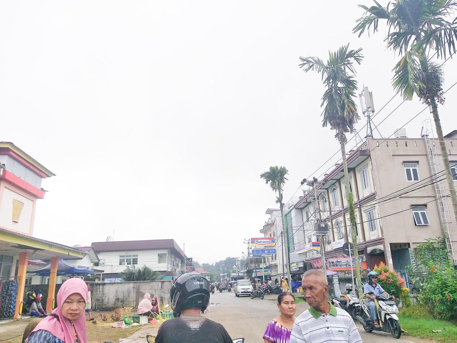 Pasar Sanggau, Kalimantan Barat