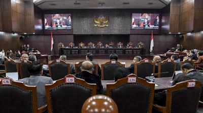 Sidang Mahkamah Konstitusi
