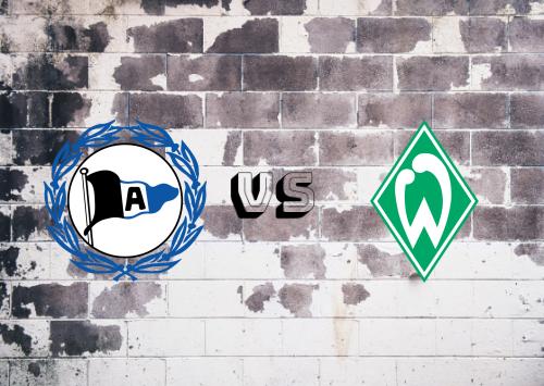 Arminia Bielefeld vs Werder Bremen  Resumen