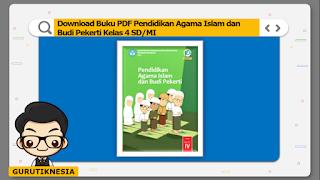 download ebook pdf  buku digital pendidikan agama islam kelas 4 sd/mi