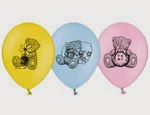 воздушный шарик  me to you
