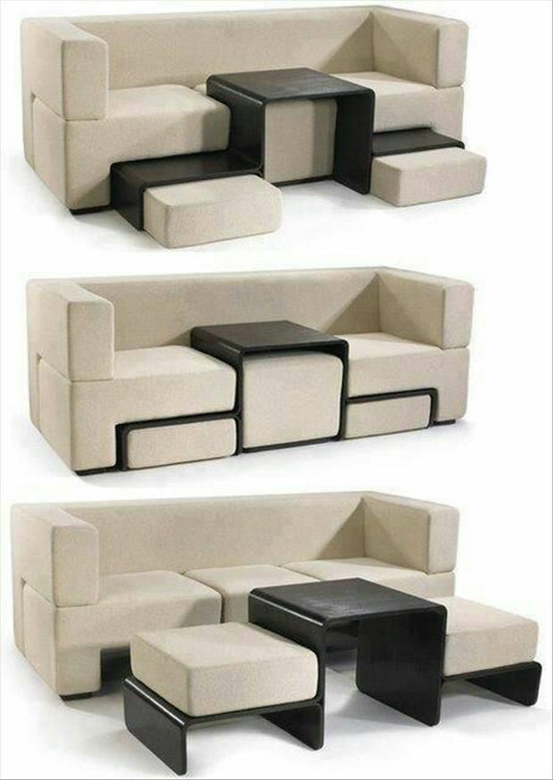 Los mejores muebles inteligentes construccion y - Muebles inteligentes ...