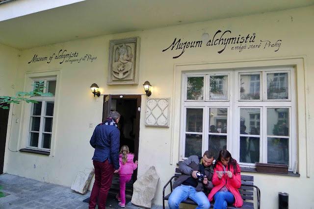 Prague Museum of Alchemy