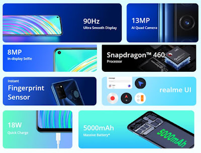 Realme C17 - Full phone specifications - techmobileworld