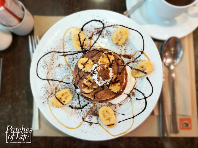 Pancake House Banoffee Pancake