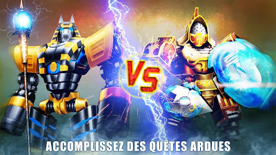 Télécharger Ultimate Robot Fighting mod