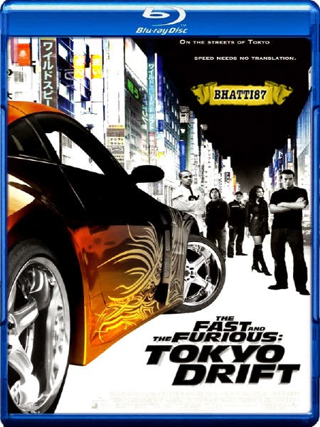 The Fast And The Furious Tokyo Drift (2006) 480p BRRip Dual Audio ( Hindi - English ) Download