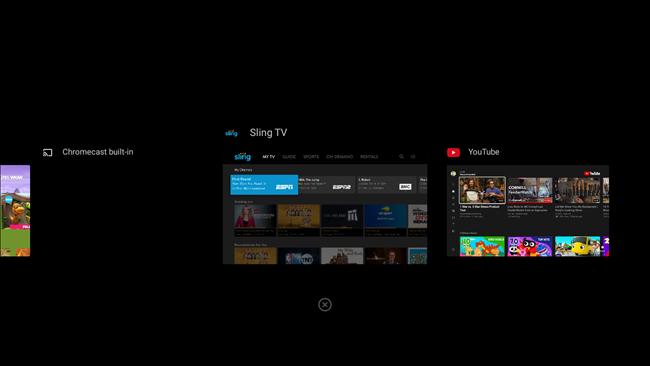 تطبيقات android tv الحديثة